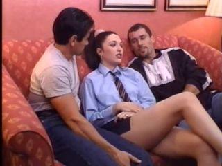 Online Video Sabrina Johnson – (Anabolic Video) – World Sex Tour 7 double penetration