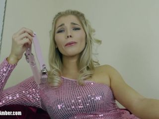 Toes pointing – Worship Amber – Collared And Humiliated | self foot worship | fetish porn