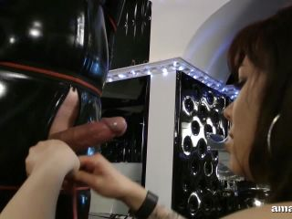 Porn online Rubber Empire – My Rubber Toy Part 1. Starring Lady Ashley [CBT] femdom
