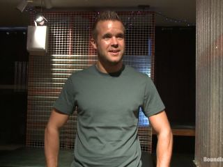 Bathhouse whore tormented and gang banged by a horny crowd - Kink  October 4, 2013