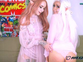 Porn tube AliceBong (hheadshhot) - Nymphs Lesbians