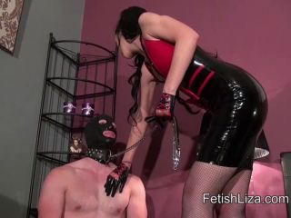 Fucking – Fetish Liza – Latex Cuckold Lover