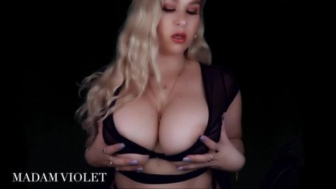 Madam Violet starring in video (Coaching you To Eat It CEI) [HD 720P]