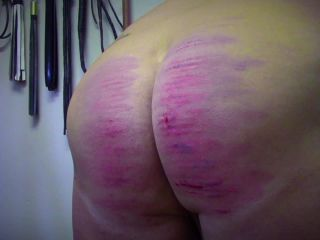 Strafkamer  MISTRESS BATON Prison Caning II  Hard Corporal punishment