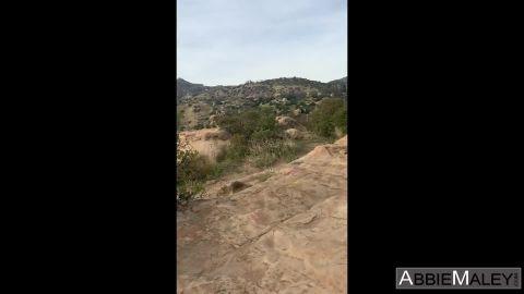 Abbie Maley - Horny While Hiking [FullHD 1080P]