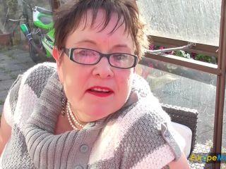 Honey - British Honey with huge tits masturbating FullHD