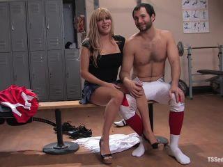 Kink.com- Jesse locker room fucking-- David Chase, Jesse