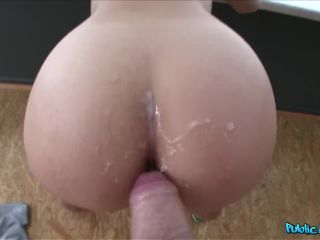 Property Sale Turns Into A Glorious Creampie Fuck
