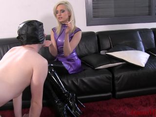 AnnaMyst – Anna Myst, Ella Kross – My Slave Is My Human Ashtray