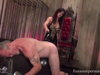 Female Domination – Vancouver Kinky Dominatrix – Lucky Piece of Meat part 4