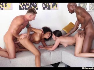 We Cum To You - Part 8 Black Glamcore XMas Party