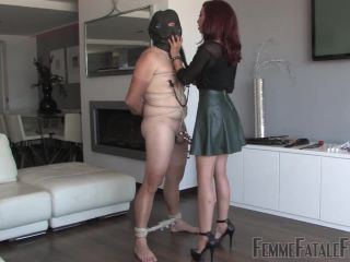 Teased In Chastity (Part 1)  13th Jul 2015