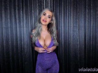 Violet Doll – Dicktease – Day 6 of 31 Days of JOI