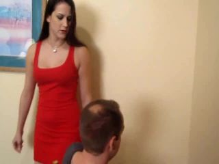 Addie Juniper – Addie's Juniper's Ballbusting Punishment