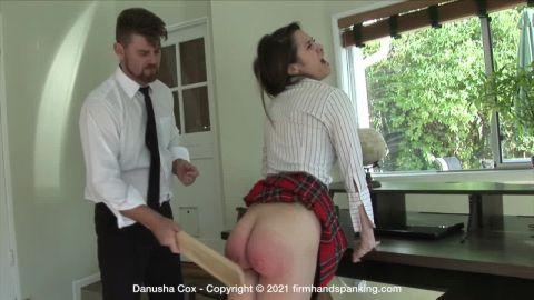 Danusha Cox - Discipline Counselor - K (720p)