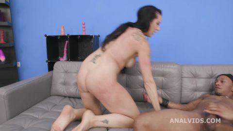 Texas Patty - Balls Deep, Texas Patty Vs Dyan Brown, Wild Balls Deep Anal Action and Cum in Mouth (720p)