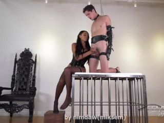 FemdomEmpire – Owned Slave Cock – Bethany Benz