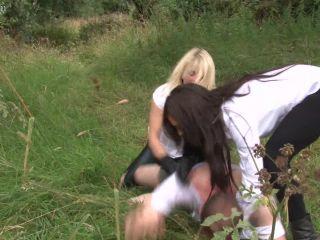 Beatdowns – CRUELLA – Ice Cruel In The Countryside – Lady Ice and Lady Sofia | ponyboys | fetish porn