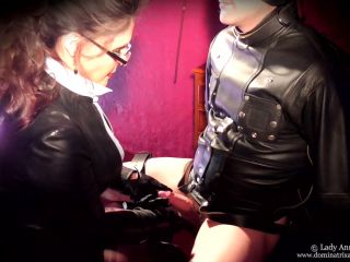 Wax Play – Dominatrix Annabelle – The Benevolent Seductress – Lady Annabelle
