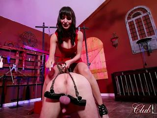 Cbt – ClubDom – Lexi Punishes and Degrades