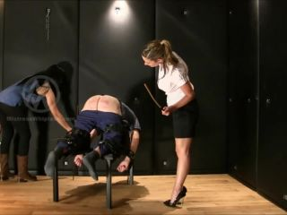mistress nikki whiplash  the hunteress  wl 1300 60 stroke judicial caning  spanking