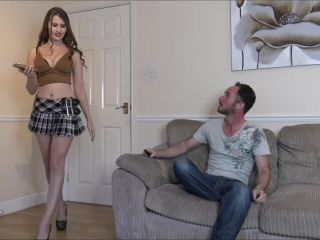 Evil Bitch – Princess Brook – Making Cuckold Jealous (1080 HD)