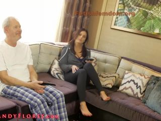 Taboo – Mandy Flores – Grandpas Foot Fetish Blackmail HD Mandy Flores Financial Domination