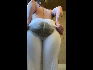 XshayXshayX - White Pants [UltraHD/4K 3840P] - Screenshot 3