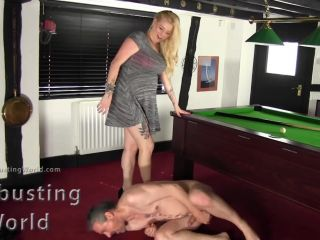 BallbustingWorld – Ballbusting Barmaid part 5 (ish)