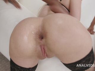 Natasha Teen - Balls Deep withNatasha Teen, 2on1, Anal Fisting, ATM, DAP, No Pussy, Big Gapes, Creampie Swallow, Swallow GIO1844 [HD 720P] - Screenshot 1