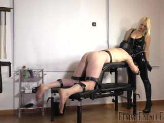 Femme Fatale Films – Mistress Heather – Slipping It In You  Complete Film