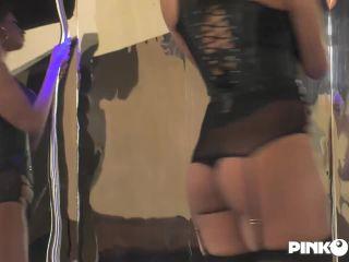 Gemma Breaks An Ass At The Spa (5 April 2018)