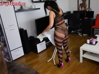 Annabel gets fucked in glamour tights