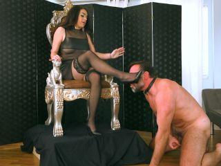 anal fetish THE MEAN GIRLS – The Edge Of Humiliation –  Princess Carmela  – Foot Fetish, Orgasm Denial, humiliation on feet