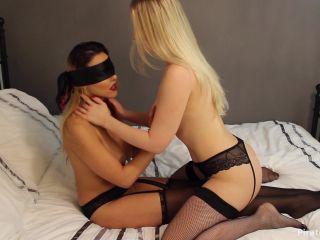 Online tube ManyVids Webcams Video presents Girl WildestKitten in Roped n tied with SensualBarbie