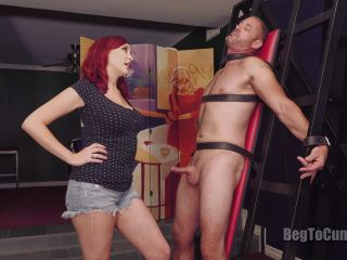 Begtocum presents Amber Ivy in Controlling The House Slave