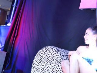 Salón Erótico de Barcelona 2018 Canela Skin & Salva Dasilva are doing a hardcoreshow