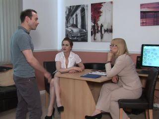 Miss Lina, Tina Kay - Communication Breakdown 2 [VixenLadies / HD / 720p]   tina kay   femdom porn mature bbw femdom