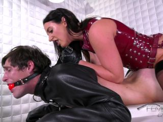 Femdomempire presents Angela White in Destroyed by Amazon – 06.04.2018