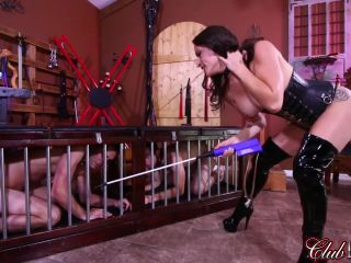 Tease And Denial – ClubDom – 3 Minutes To Cum. Starrng Mistress Cleo