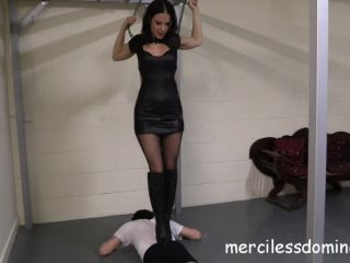 femdom heels femdom porn | Merciless Dominas – Lady G Loves Trampling – Jumping, Femdom | trampling