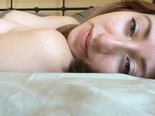 Beautiful Agony style video, but you're laying next to me. Quiet panti ...