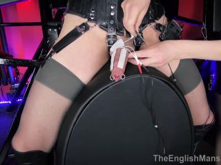 The English Mansion – Mistress Sidonia – Riding The Mule – Part 3