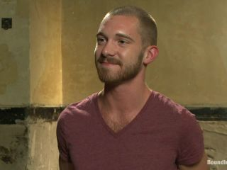 Southern stud gets fucked and showered with cum in front of 100 men! - Kink  August 2, 2013