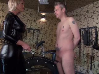 KinkyMistresses: Calea Toxic - Caleas Dirty Slave   human ashtray   feet monster strapon femdom