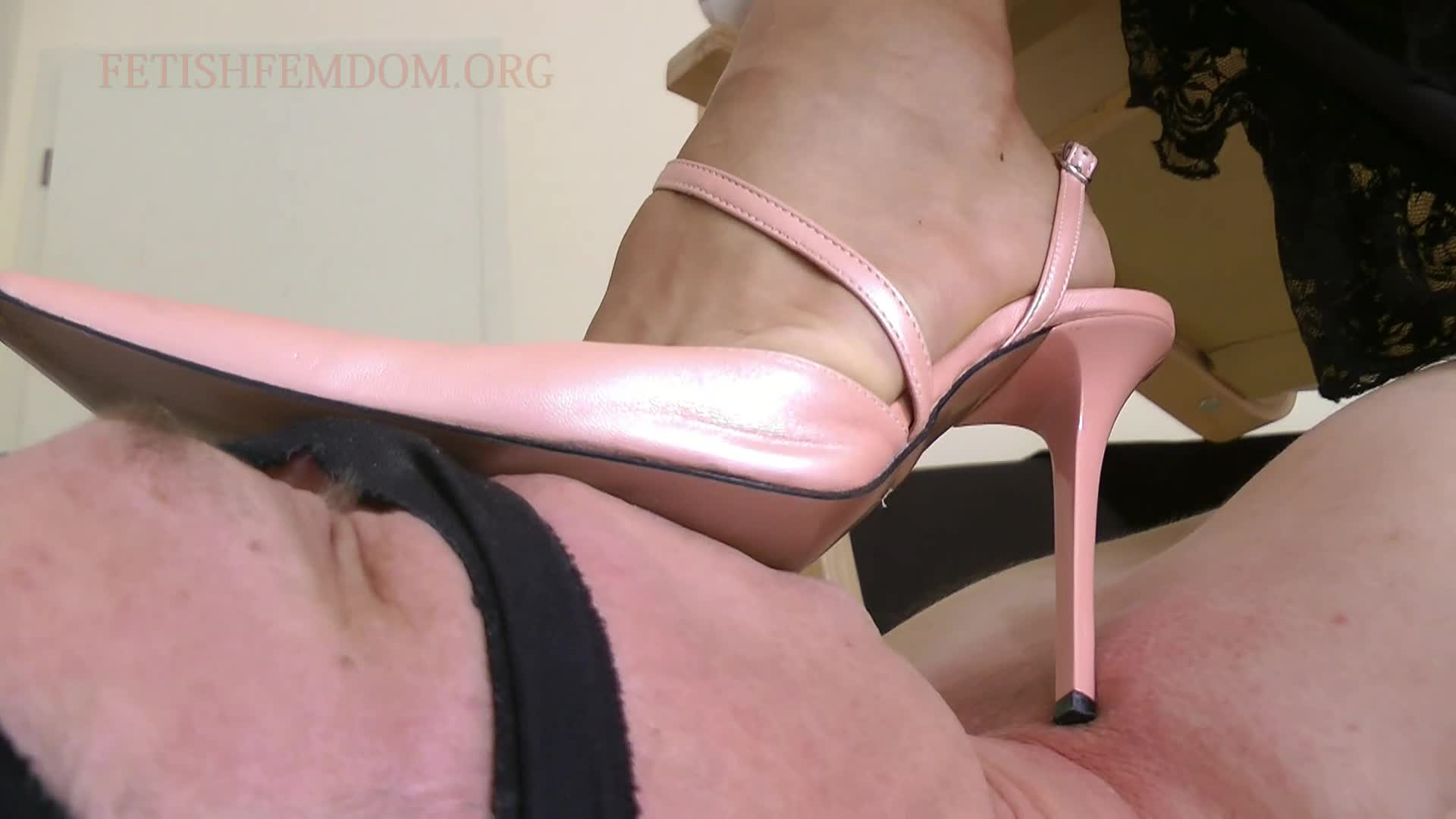 High Heel Head Trampling