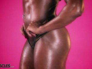 Alexis Ellis Hot Tight Muscle