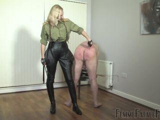 Femmefatalefilms – Mistress Akella – Military Discipline Complete