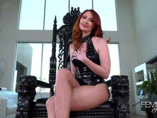 Online fetish - Kendra James
