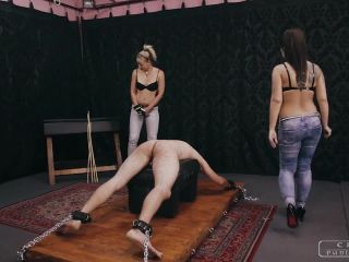 Domination – CRUEL PUNISHMENTS – SEVERE FEMDOM – Brutal girls – Part 1 – Mistress Anette and Mistress Darkness